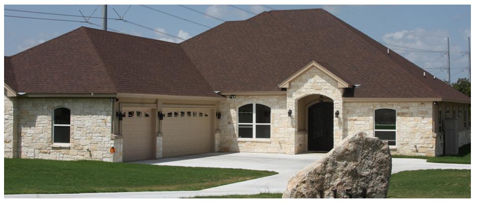 K r homes custom home builder killeen texas for Custom home builders killeen tx